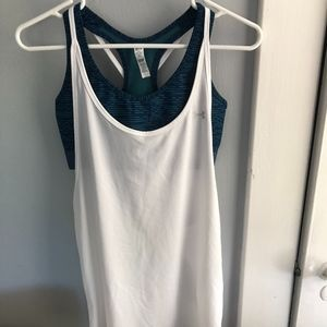 UnderArmour 2in1 Tank Top- Size M